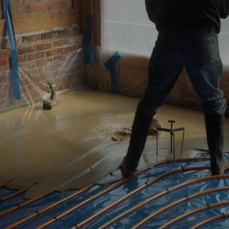 Levelling Screed