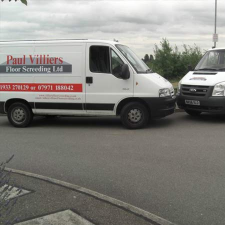 Our Two Vans
