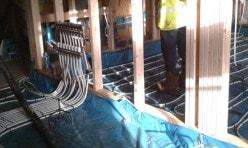 Underfloor heating controls