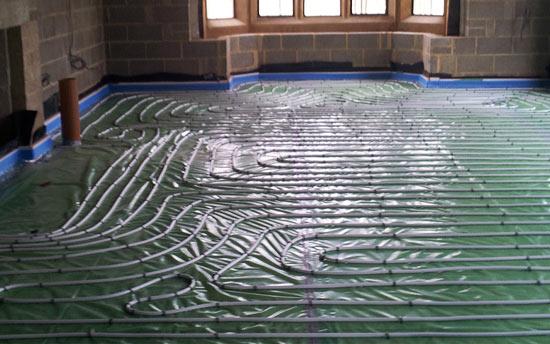 effective underfloor heating