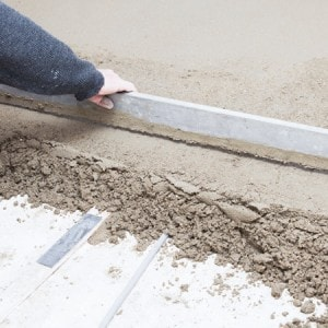 Traditional Screeding Services